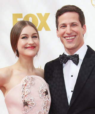 It's Official: Andy Samberg Is Now a Dad