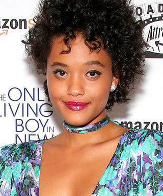 Kiersey Clemons's Premiere Look = Maximalism Done Right