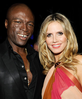 Friendly Exes: Seal Reunites with Heidi Klum on America's Got Talent