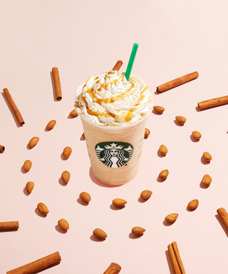 The Horchata Almond Milk Frappuccino Is Starbucks's Newest Summer Drink