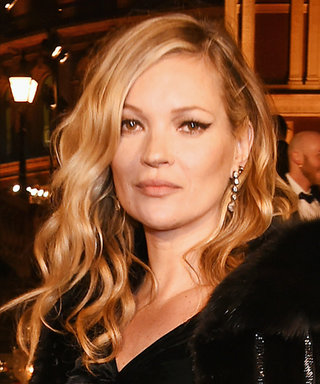 Kate Moss Just Started Exercising and Eating Salads