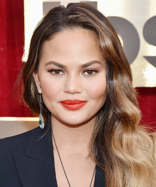 Chrissy Teigen Reveals Baby Luna Was Responsible for Hilarious Wardrobe Malfunction in Italy