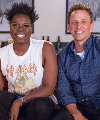 A Game of Thrones Actor Crashed Leslie Jones's Viewing Party and She Freaked