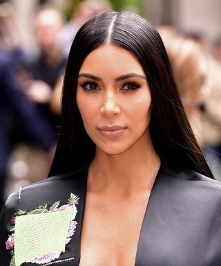 "Kim Kardashian Defends Herself After Being ""Mommy-Shamed"" for Saint West's Car Seat"