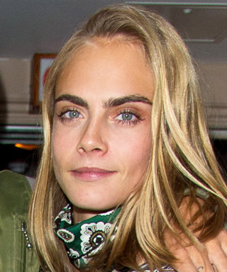 "Cara Delevingne Parties Topless in ""Sexico"" with Her Birthday Girl Squad"