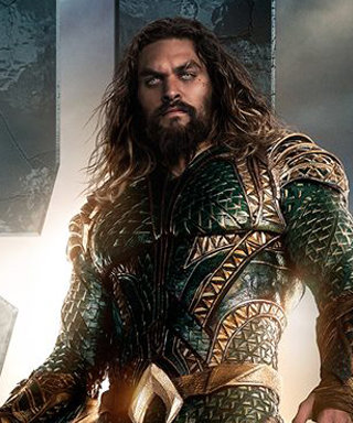 Aquaman Has Been Super Complicated to Film Because, You Know, All that Water