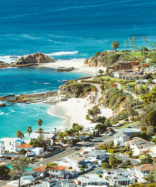 Laguna Beach: A Summer Playground for Artsy Bohemians and World Jet-Setters Alike