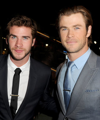 Liam Hemsworth's Birthday Message for Brother Chris Will Make You LOL