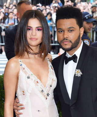 Selena Gomez Displays Her Love for The Weeknd on Her Feet