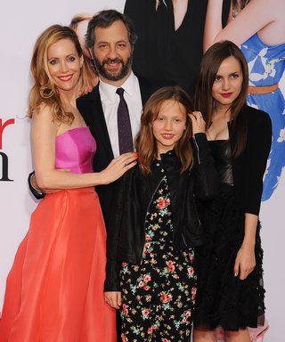 Iris Apatow Is All Grown Up and She Looks Just Like Her Famous Mom