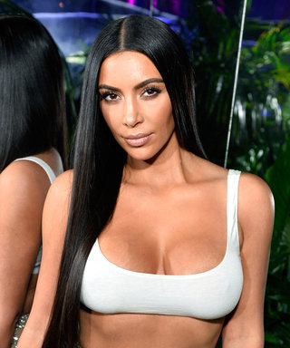 Kim Kardashian West Pokes Fun of Her Crying Face in Cute Instagram with Niece Dream