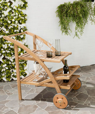 All Decked Out: 10 Registry Gifts To Create a Chic Outdoor Space