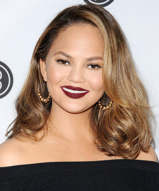 Daily Beauty Buzz: Chrissy Teigen's Vampy Lipstick