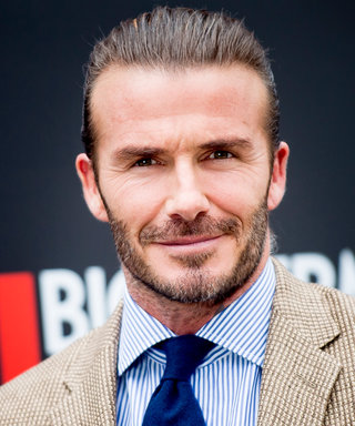David Beckham Finished Building That Lego Disney Castle, Became Best Dad Ever