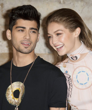 Gigi Hadid Found Heaven on Earth and Captured It in a Photo of Zayn Malik