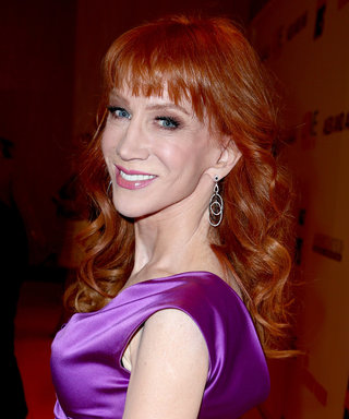 Kathy Griffin Shows Off Her Buzz Cut During a Night Out with Kris Jenner