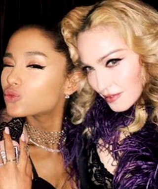 Ariana Grande Celebrates Madonna's Birthday with a Throwback Twerk Session