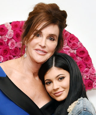 Caitlyn Jenner Tries to Cheer Kylie Up with a Chicken