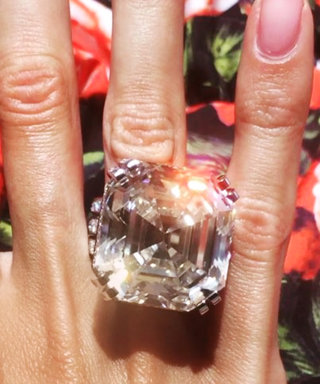 The Man Who Proposed with an $8 Million Ring Got Married—And the Photos Are Insane