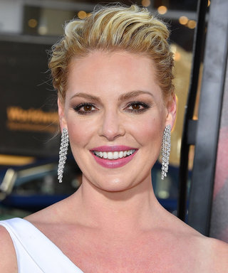 Shop Katherine Heigl's Heart-Print Baby Carrier