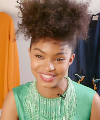 Yara Shahidi's Hidden Talent Is Better than a Party Trick