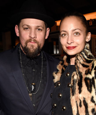 Nicole Richie and Joel Madden Are the Cutest Sports Fans