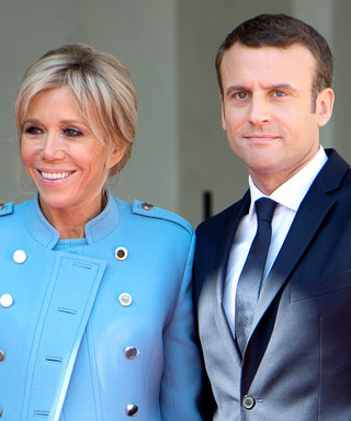France's First Lady Talks Her Marriage's 24-Year Age Gap