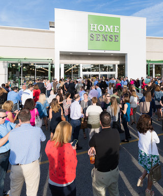 Shoppers Mob the First Homesense Store Opening in Massachusetts: See the Photos