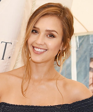 Jessica Alba Just Launched the Most Stylish Diapers You've Ever Seen