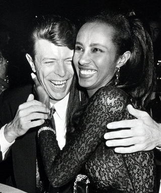 Iman Shares a Rare Photo of Her and David Bowie's Beautiful Daughter, Lexi