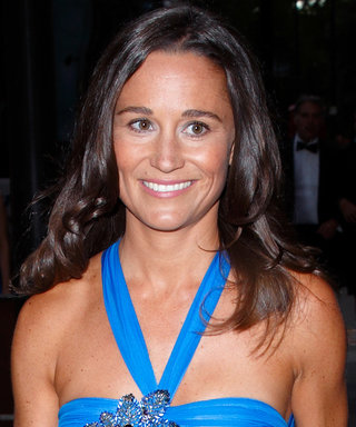 Pippa Middleton Rides Her Bike Around London