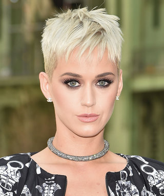 "Katy Perry Just Gave Us a Glimpse at Her Star-Studded ""Swish Swish"" Music Video"