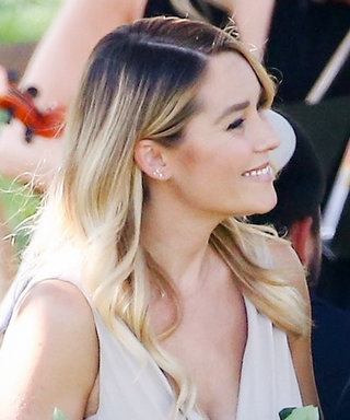 Lauren Conrad Served as a Stunning Bridesmaid Six Weeks Post-Baby