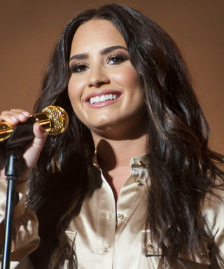 Demi Lovato's Singing the National Anthem at 2017's Biggest Fight