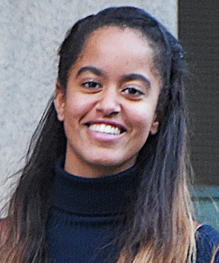 Malia Obama Had the Most Hilarious Reaction to Meeting David Letterman