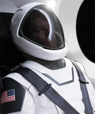 Elon Musk's Moon Space Suit Is Actually Chic