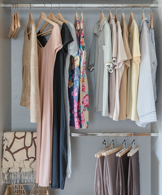 9 Genius Ways to Double Your Closet Space and Get Ready Faster