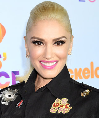 Gwen Stefani Met a Fan With a Tattoo of Her Face—and Took a Selfie