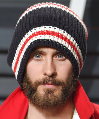 This Is the Only Thing That'll Make Jared Leto Shave His Beard