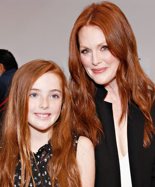 9 Times Julianne Moore's Daughter Looked Just Like Her