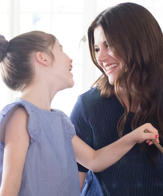 Tiffani Thiessen's Most Hilarious Mom Moments Happen in the Kitchen