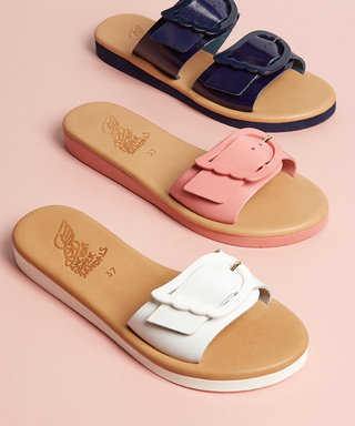 You'll Want Ancient Greek Sandals's New Style in Every Color