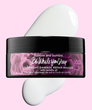 This Hair Mask Totally Saved My Damaged, Bleached Hair