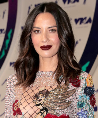 Olivia Munn Wore the Shortest Dress of the Night at the VMAs