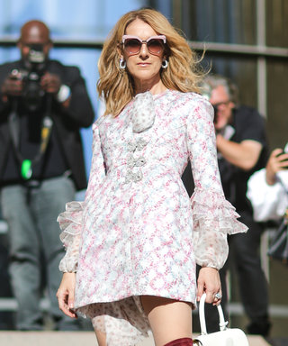 """Celine Dion's Stylist Says Her Fittings Take """"5 to 6 Hours"""""""