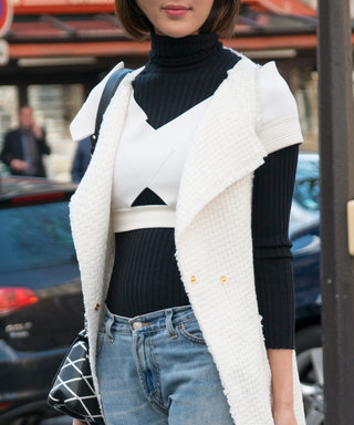 Don't Put Away Your Summer Crop Tops Just Yet
