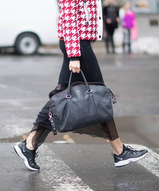 10 Black Sneaks That Will Go with Everything in Your Closet