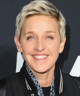 See Ellen's Adorable Photo of Her 15-Year-Old Self