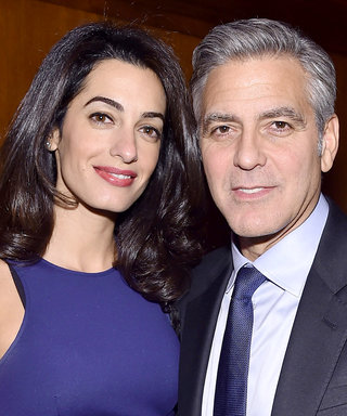 "George Clooney Says Being a Father to Twins at 56 Is ""Terrifying"""