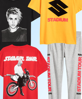 H&M Revives Justin Bieber's Purpose Tour Merch